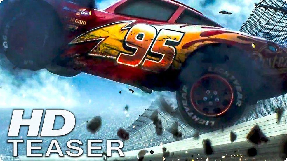 Cars 3 - Trailer-Check