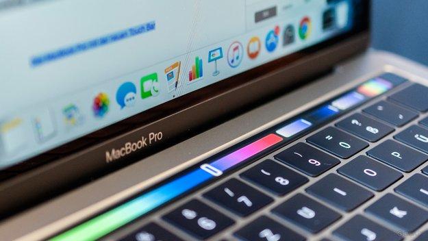 TouchSwitcher: Apps einfach per Touch Bar wechseln
