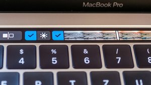 Touch Bar, die smarte Bedienleiste des MacBook Pro