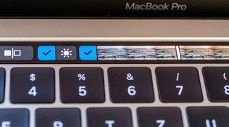Touch Bar, die smarte Bedienleiste des MacBook Pro