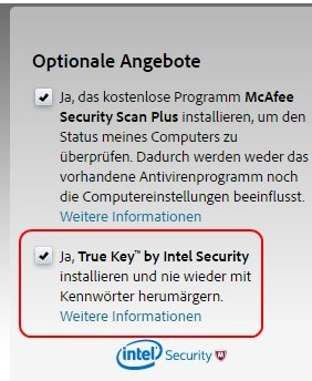 true-key-installation