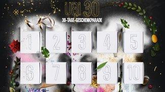 Ubisoft spendiert 30 Games-Geschenke im Adventskalender