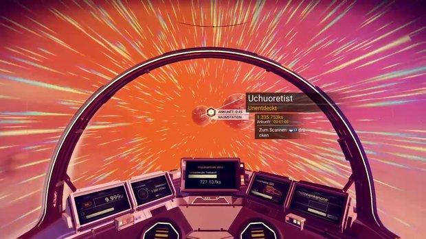 No Man's Sky: Fans erstellen erste Karte der riesigen Galaxie