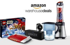 Amazon Warehouse Deals: 30...