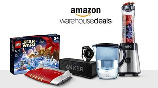 Amazon Warehouse Deals: 30 Euro Rabatt ab 100 Euro Warenwert – nur heute noch!