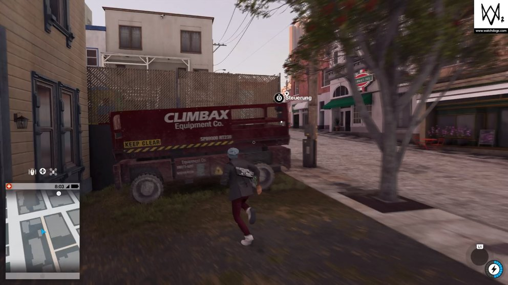 Watch Dogs  Social Engineering
