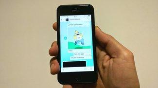 WhatsApp kann animierte GIFs jetzt direkt versenden