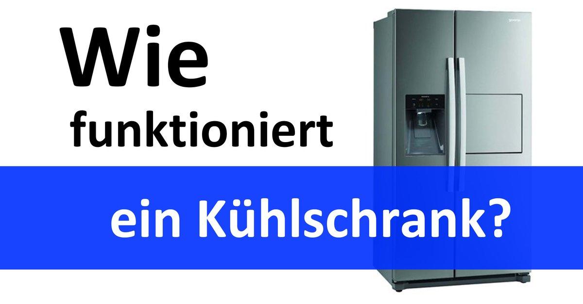 Wie funktioniert ein Kühlschrank? – na so hier – GIGA