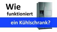 Wie funktioniert ein Kühlschrank? – na so hier
