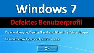 Windows 7 Benutzerprofil Kann Nicht Geladen Werden