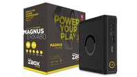 Zbox Magnus ERX480: Erster Zotac-Mini-PC mit AMD-GPU