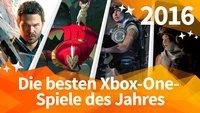 Die 10 besten Xbox-One-Spiele 2016 im Jahresrückblick