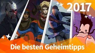 Geheimtipps 2017: Diese 10 Games solltest Du unbedingt spielen