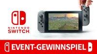 Nintendo Switch: Gewinne Zugang zum exklusiven Preview-Event und probiere die neue Konsole aus