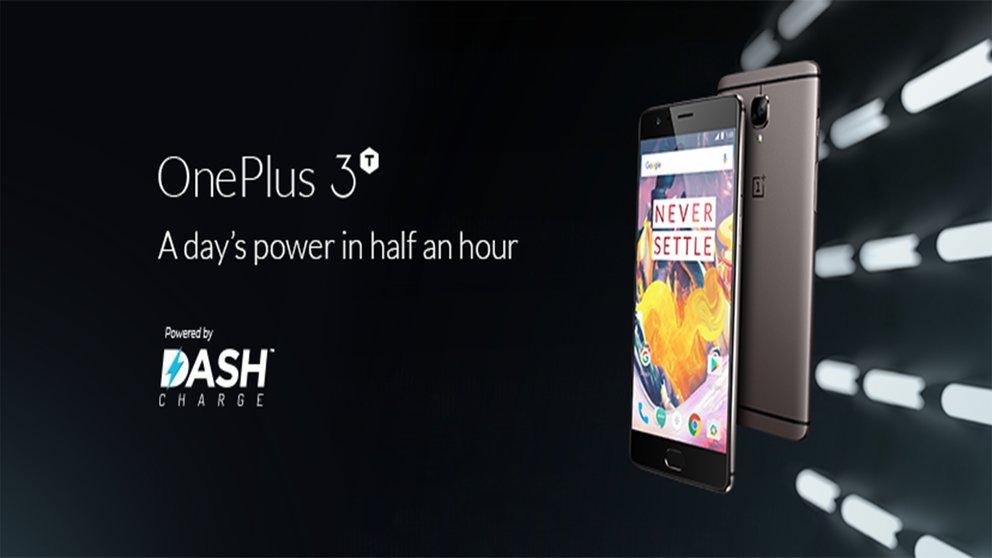 Adventskalender Tag 21: OnePlus 3T! Perfekt für anspruchsvolle Smartphone-Nutzer!