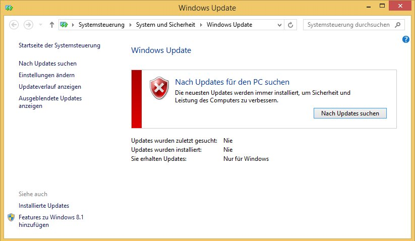 Lösung: Windows-Update hängt – so geht's trotzdem (Windows 7, 8, 10)