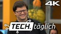 Cyanogen verlässt Cyanogen, runde Apple Watch und eine verbesserte Hundenase – TECH.täglich