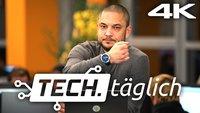 Galaxy S8 mit ganz viel Display, LG G6 mit neuem Design und Parappa the Rapper – TECH.täglich