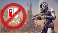 Mass Effect Andromeda: Vorerst keine Veröffentlichung für Nintendo Switch