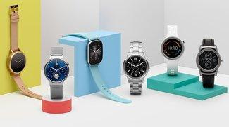 Android Wear 2.0: Update für ältere Smartwatches kommt im März