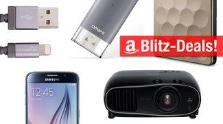 Blitzangebote: Lightning-Kabel, 3D-Projektor, Samsung Galaxy S6 und mehr heute günstiger