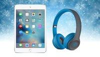 Cyberdeals: Apple iPad mini 4 und Beats by Dr. Dre Solo2 Wireless Kopfhörer stark reduziert!