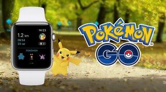 Pokémon GO für Apple Watch ab sofort verfügbar
