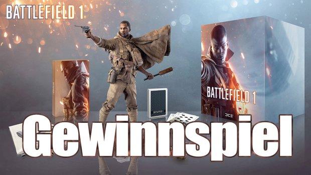 Battlefield 1: Wir verlosen die fette Collector's Edition im Gewinnspiel
