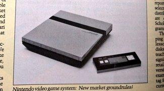 Nach 5 Jahren Suche: Erste NES-Werbung entdeckt