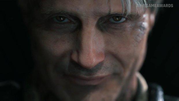 Death Stranding: Hideo Kojima zeigt verstörenden Trailer mit Mads Mikkelsen