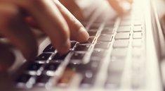 Enter-Taste auf der Tastatur finden