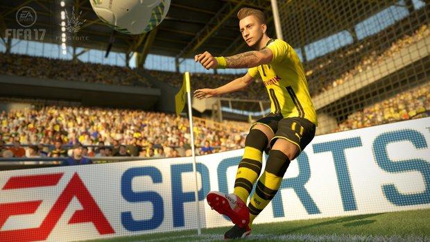 FIFA 17: Das waren die Tore des Jahres 2016