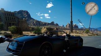 Final Fantasy 15: Fundorte des Pannensets für die Autopannen
