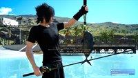 Final Fantasy 15: Angeln und alle Fische finden