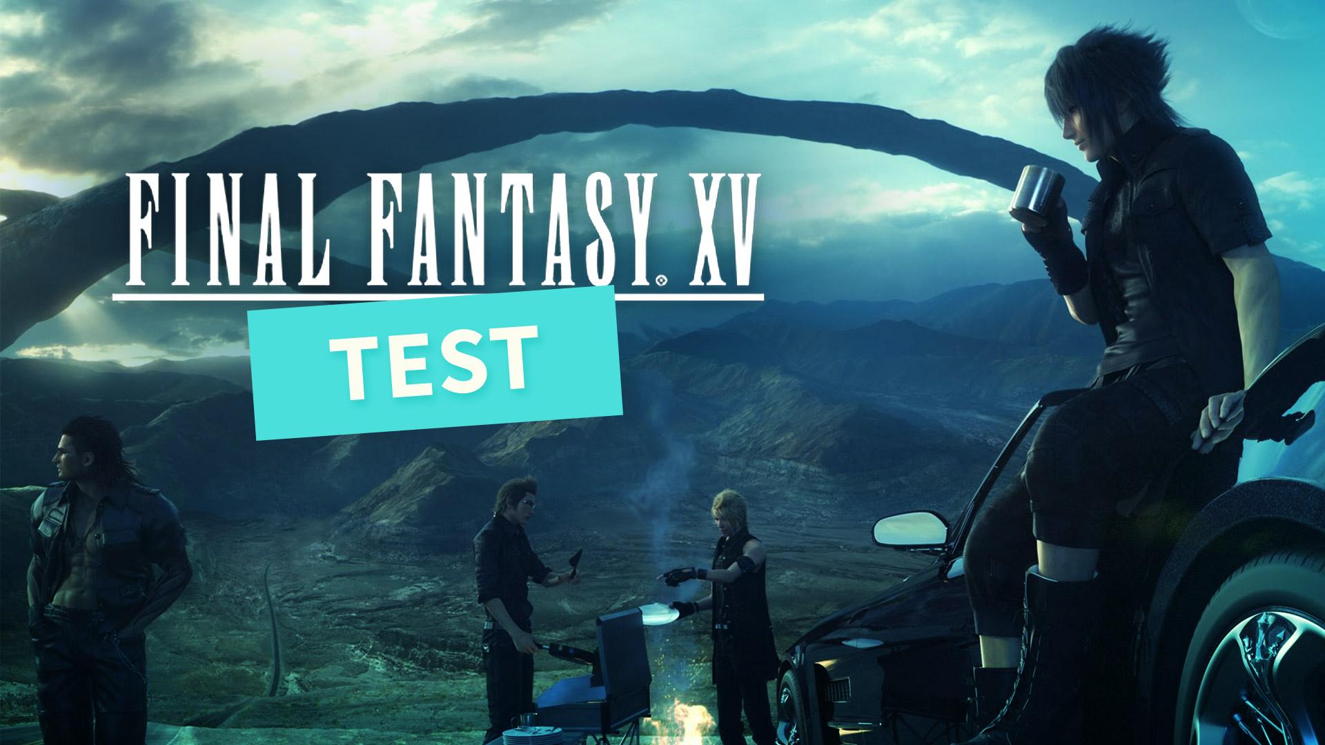 Final Fantasy 15 Magie Und Zauber Richtig Einsetzen Giga