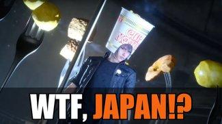 Final Fantasy 15: Noctis und Co. sind die Stars dieser kuriosen Nudel-Werbung