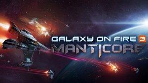 Galaxy on Fire 3: Manticore