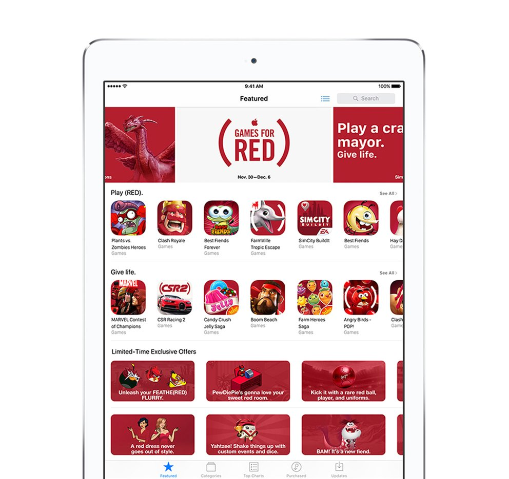 Games for Red