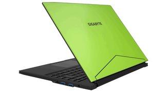 Gigabyte Aero 14: Gaming-Notebook bekommt GTX 1060 und mehr