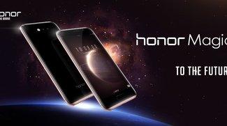 Honor Magic: Konzept-Smartphone mit innovativen Features vorgestellt