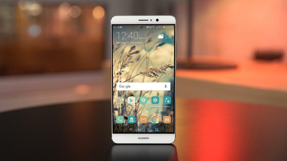 Huawei Mate 10: So sieht der Galaxy-Note-8-Konkurrent aus