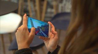 Neue Technologie: Akku über Display-Berührungen aufladen