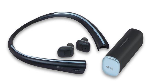 TONE Free: LG kündigt kabellosen AirPod-Konkurrenten an