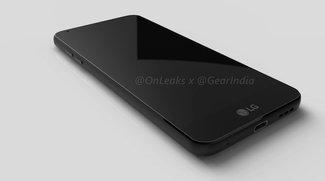 LG G6 von allen Seiten: So soll das Flaggschiff-Smartphone aussehen