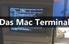 macOS: Terminal öffnen & die...