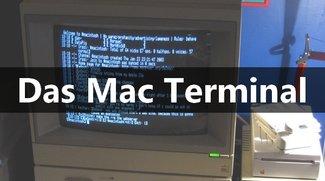 macOS: Terminal öffnen & die wichtigsten Befehle