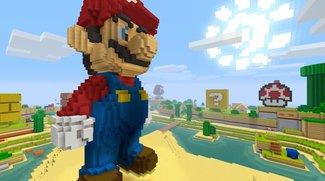 Nintendo plante ein Spiel wie Minecraft für das N64