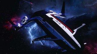 Mass Effect Andromeda: Nicht die gesamte Galaxie wird erkundbar sein