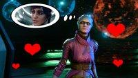 Mass Effect Andromeda: Mehr Infos zu Romanzen und Papa Ryder