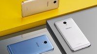 Meizu M5 Note: 5,5-Zoll-Smartphone mit Riesenakku zum Knallerpreis vorgestellt